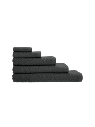 Jordan Spot Asphalt Towel Collection
