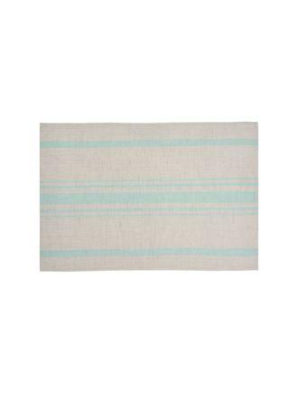 Karis Aqua Tea Towel