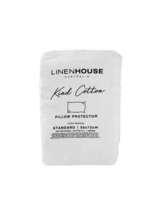 Kind Cotton Pillow Protector - 200 GSM