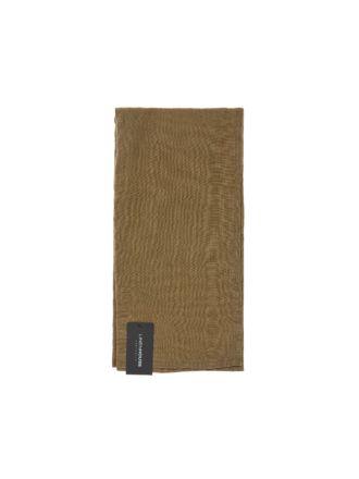 Nimes Olive Linen Tea Towel