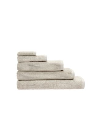 Reed Stone Towel Collection