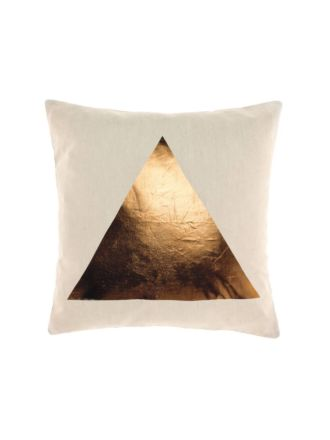 Apex Copper Cushion 50x50cm
