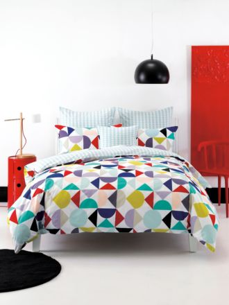 Jax Quilt Cover Set