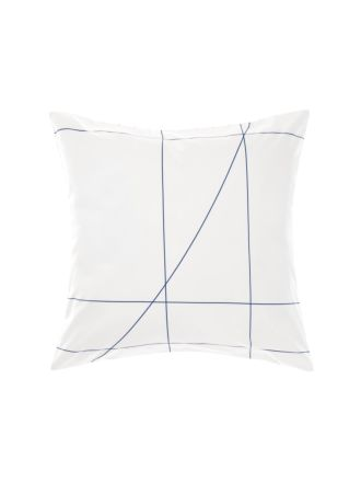 Court European Pillowcase