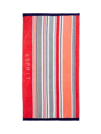 Bahamas Coral Beach Towel