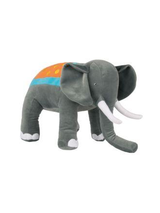 Elliot Elephant Novelty Cushion