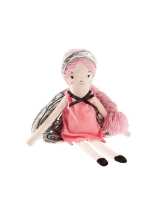 Felicia Fairy Novelty Cushion