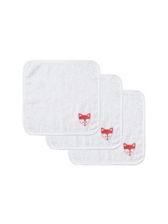 Foxy Face Washer Set