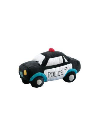 Police Car Novelty Cushion