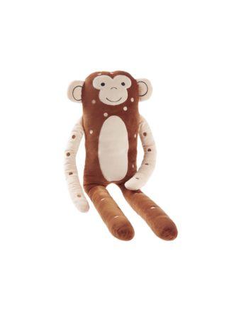 Spot The Monkey Novelty Cushion