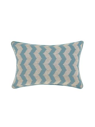 Elroy Stone Blue Cushion 40x60cm