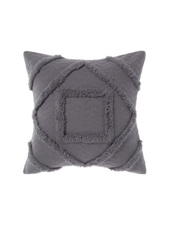 Adalyn Charcoal Cushion 50x50cm