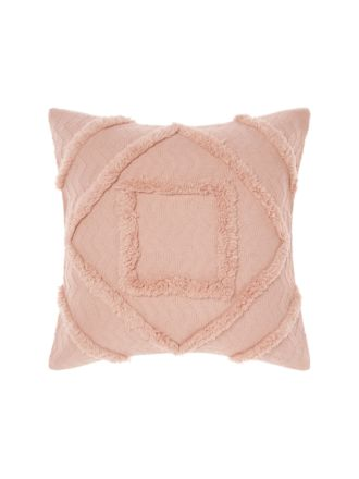 Adalyn Peach Cushion 50x50cm