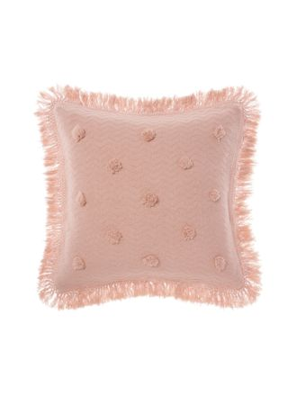 Adalyn Peach European Pillowcase