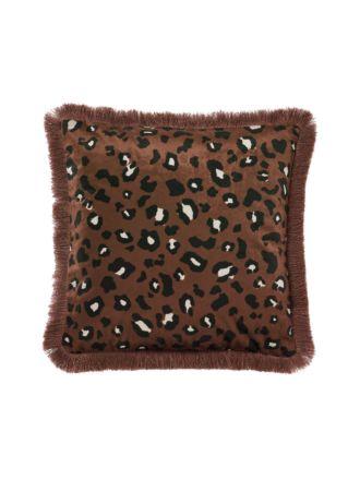 Ayanna Cinnamon Cushion 45x45cm