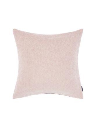 Chenille Blush Cushion 43x43cm
