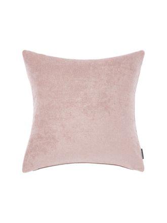 Chenille Tweed Blush Cushion 43x43cm