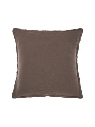 Elysian Mocha European Pillowcase