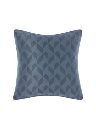 Everett Navy European Pillowcase