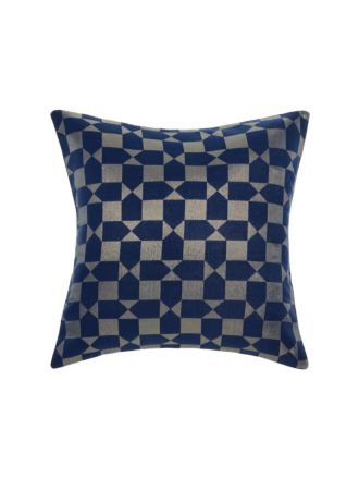 Fabiano Navy European Pillowcase