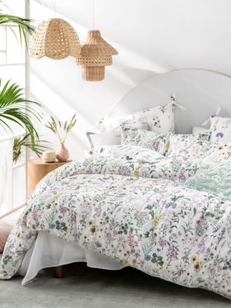 Fleurette Quilt Cover Set