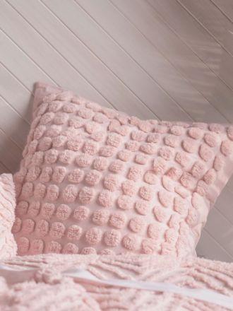 Fog Pink European Pillowcase