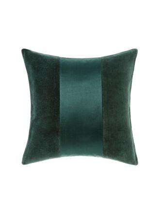 Grosvenor Petrol Cushion 48x48cm