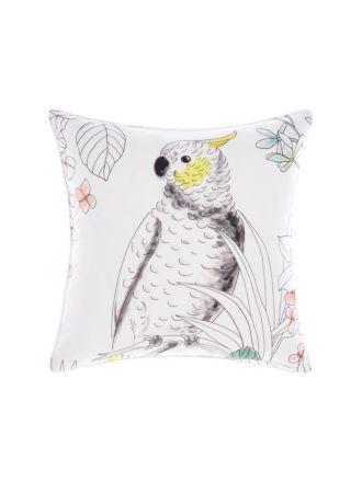 Kakadu Cushion 50x50cm