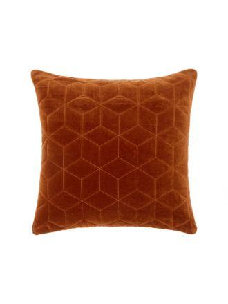 Kew Rust Cushion 45x45cm