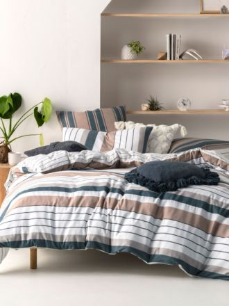 Renny Quilt Cover Set