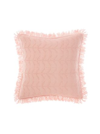 Shani Blush European Pillowcase