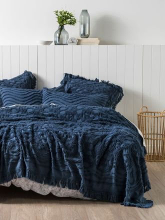 Somers Denim Bed Cover