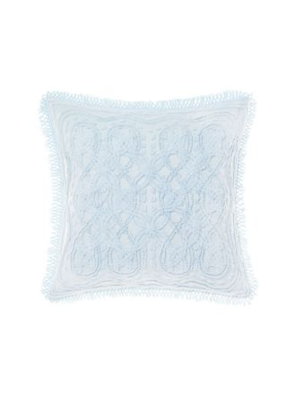Somers Soft Blue European Pillowcase