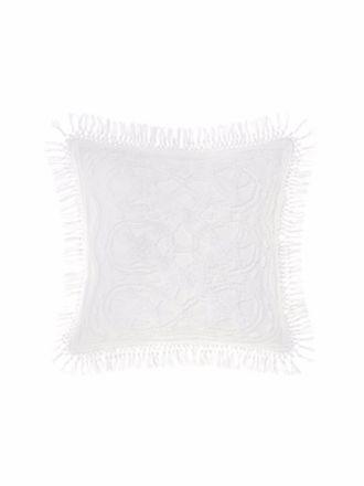 Somers White Cushion 50x50cm