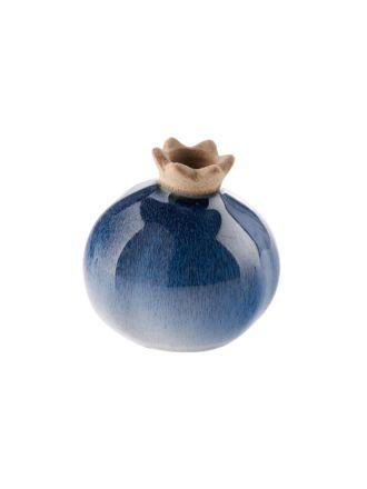 Splendor Blue Bud Vase 10cm