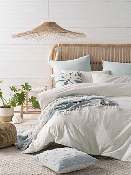 Hydra Quilt Cover Set