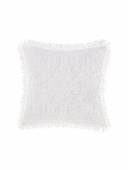 Somers White European Pillowcase